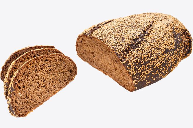 Фото Хліб Пшенично-житній