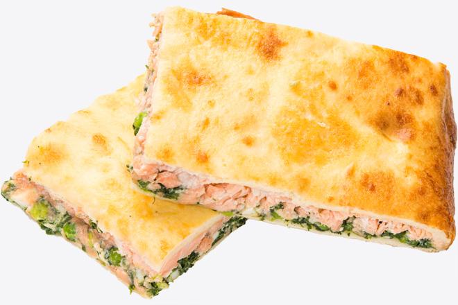 Фото Рибний пиріг в тісті ваговий