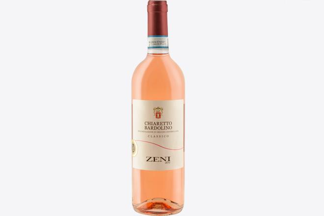 Вино сухе рожеве Bardolino Chiaretto Classico
