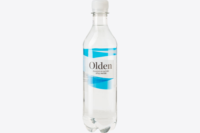 Photo Mineral water