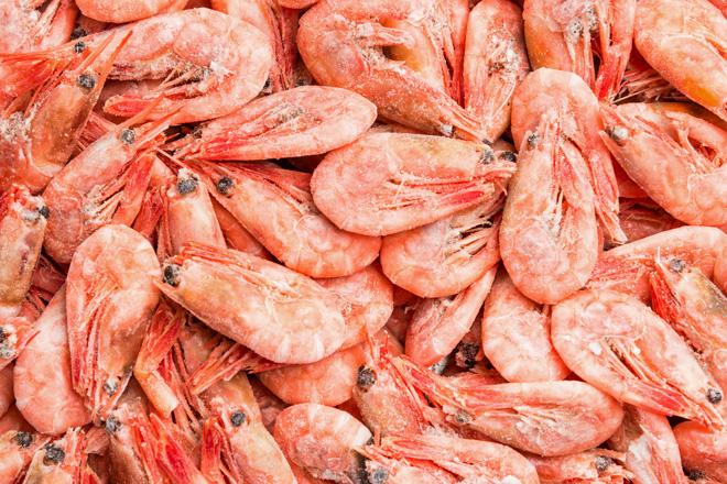 Фото Креветка «Shrimps» варено-морожена