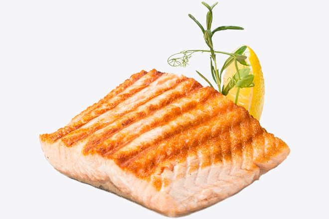 Філе червоної риби н/ф ваг