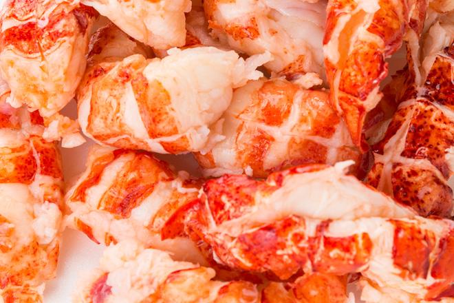 М'ясо омара «LobsterTail Meat» дефр. ваг Америка