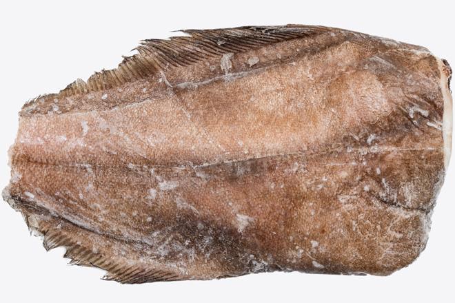 Палтус чорний «Greenland halibut» с/м ваг. ІСПАНІЯ