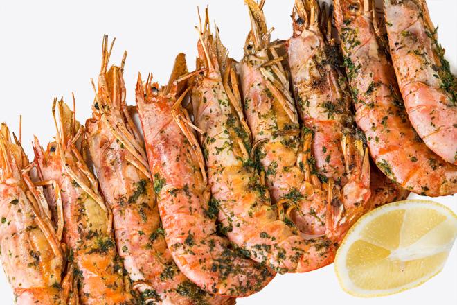Photo Dish Shrimp