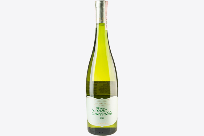 Вино сухе біле Vina Esmeralda, Torres 0,75л