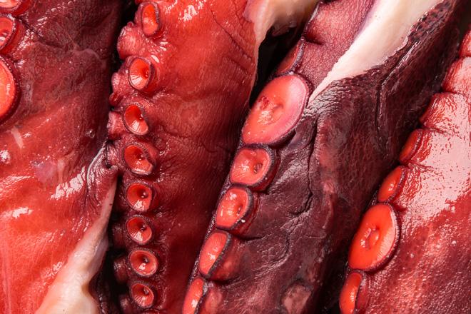 Восьминіг щупальця «Оctopus» дефр. ваг.ІСПАНІЯ