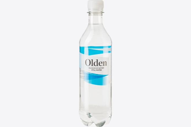 Вода мінеральна негаз. Olden water 0.5 л Норвегія