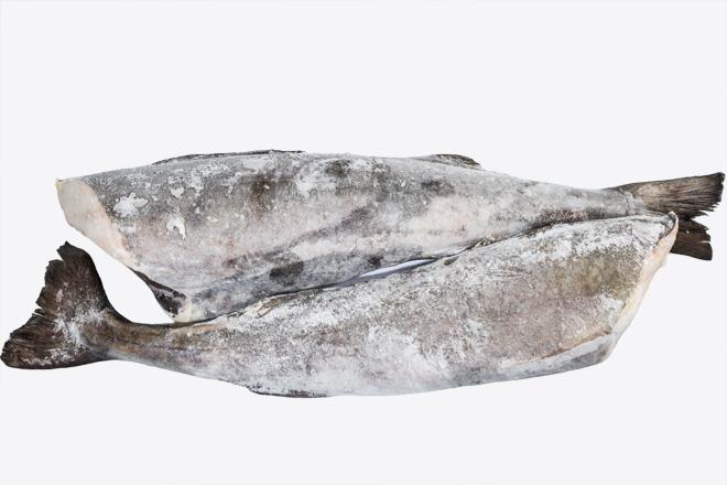Тріска чорна (вугільна риба) «Sablefish» 1,3-1,8