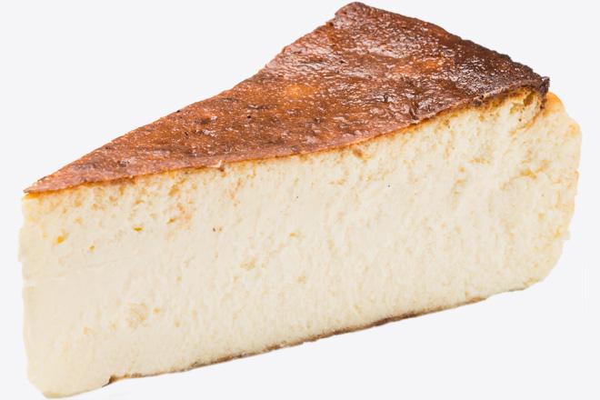 Photo Dish Basque cheesecake