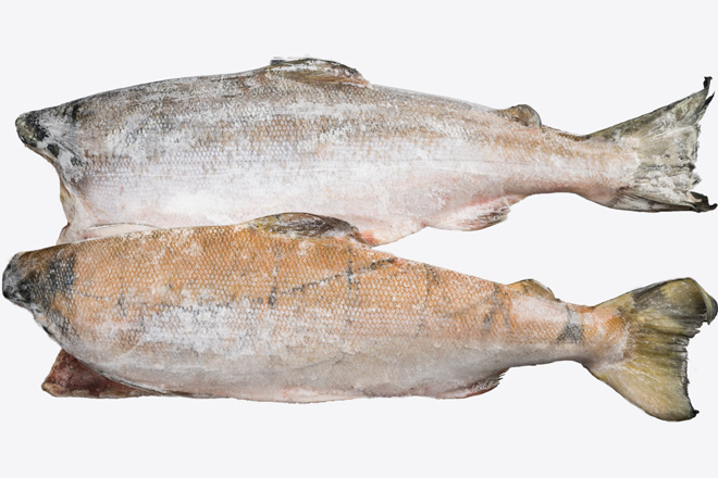 Нерка «Sockeye salmon» с/м б/г ваг.