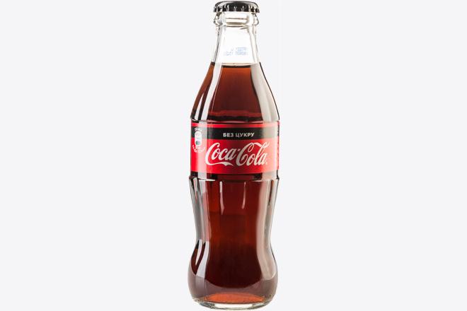 Напій газований Coca Cola 0,25 л